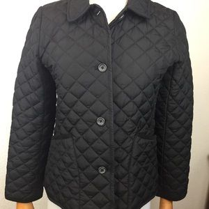 Banana Republic Tapered  Quilted Jacket Sz S D